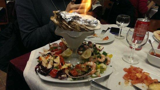 Sempione: Antipasto di mare number one