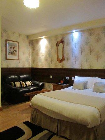 Pearse Lodge B&B: 'Elm' room