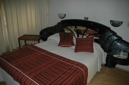 Hotel Montecarlo: Tutta plastivca