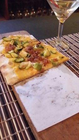 Brick NYC : Autumn pizza