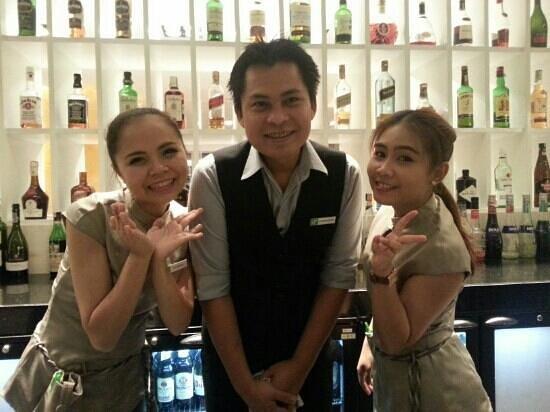 Holiday Inn Bangkok: Wonderful staff