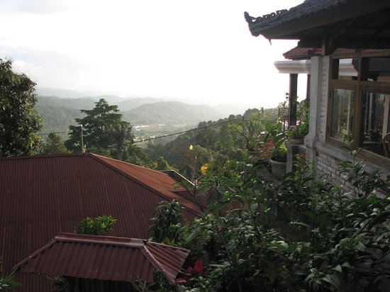 Meme Surung Homestay: Great view