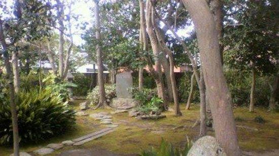 Minomushi-an: 庭園