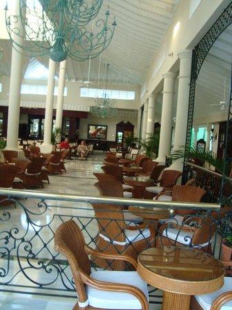 Luxury Bahia Principe Ambar Don Pablo Collection: The main lobby of Bahia Principe Ambar