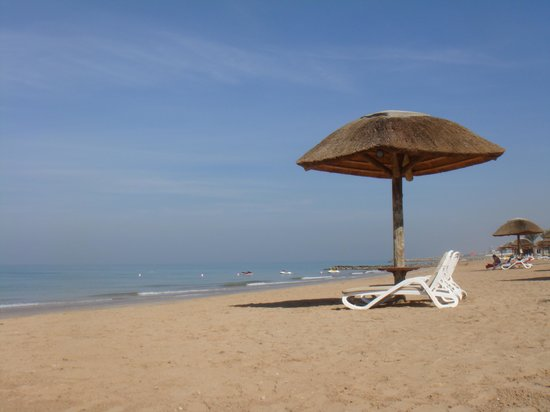 Cove Rotana Resort Ras Al Khaimah: Beach