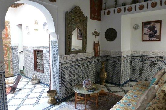 Riad Kettani : sala