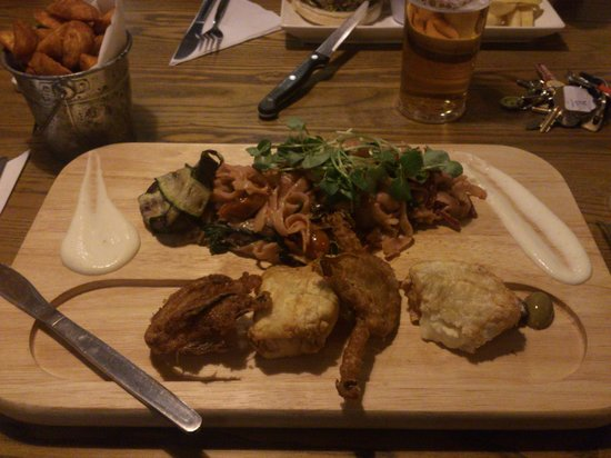 The White Hart Hotel Restaurant: Fantastic Meal at the White Hart