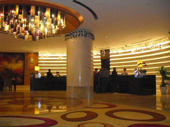Sheraton Ningbo Hotel: Hotel Reception
