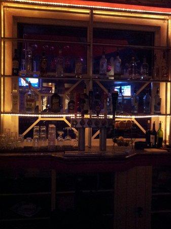 City Tropics Bistro : Le bar extérieur