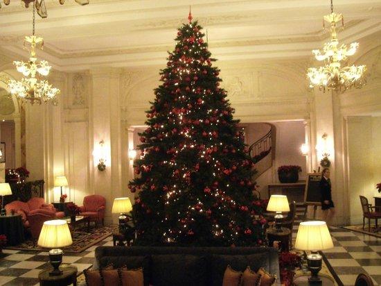 Hotel Le Plaza : reception area