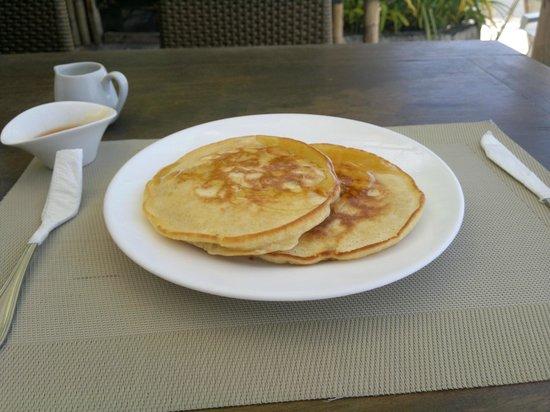 Jony's Beach Resort: Pancakes again,