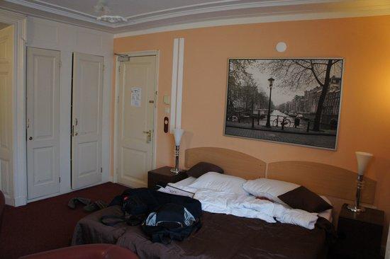 't Hotel: Vue chambre