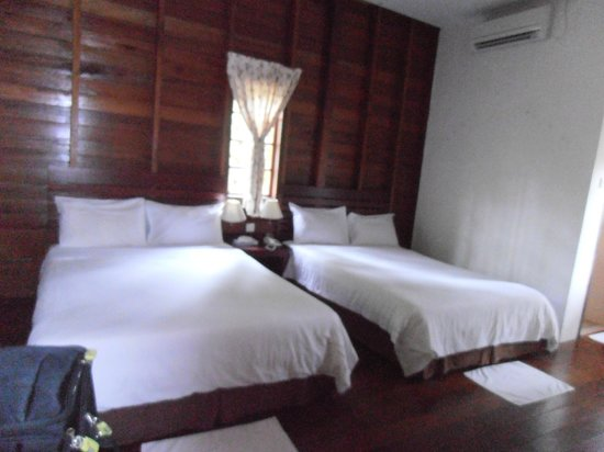 Bilit Rainforest Lodge: Comfortable Beds