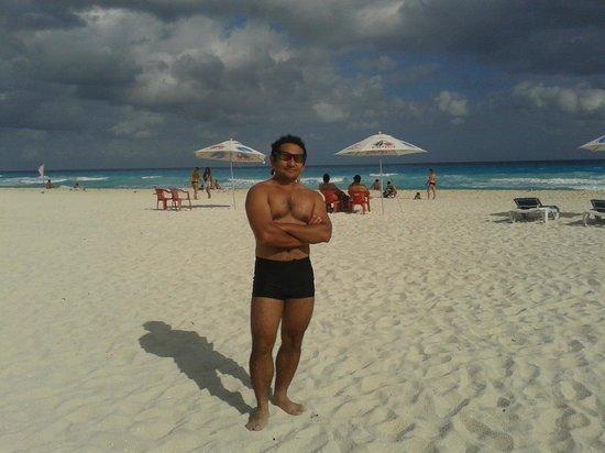 Playa Delfines : playa 2