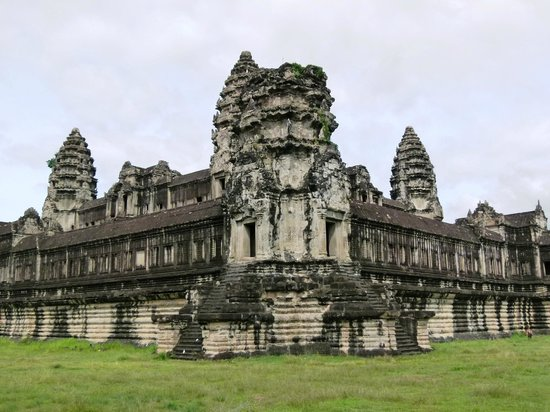 Angkor Wat Temple - Picture of Angkor Archaeological Park ...
