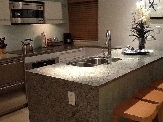 Santa Maria Suites: Kitchen (two bedroom)