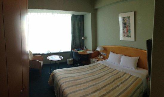 Shinagawa Prince Hotel Tokyo : La camera