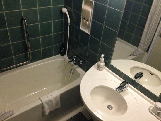 Shinagawa Prince Hotel Tokyo : Il bagno