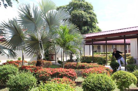 Concorde Inn Kuala Lumpur International Airport : Landscaped Grounds