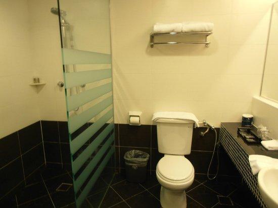Concorde Inn Kuala Lumpur International Airport : Bathroom