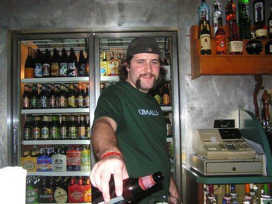 Kimballs Pub: Jesus Is My Bartender !