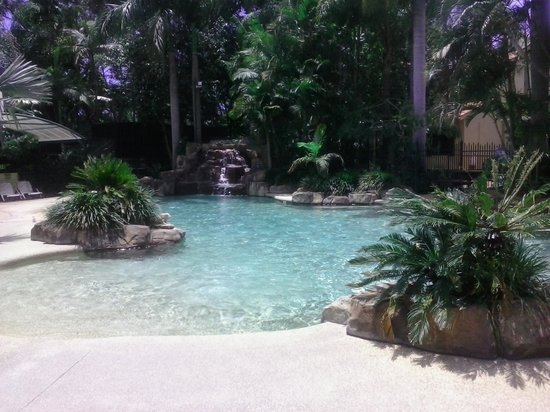 Ashmore Palms Holiday Village : beautiful pool