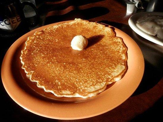 Woodshed Cafe : Pancakes