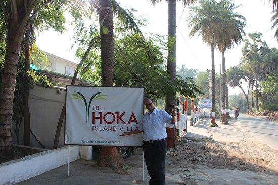The Hoka Island Villa: Hotel Hoka Island Villa