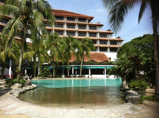 Sabah Hotel Sandakan: Sabah Hotel