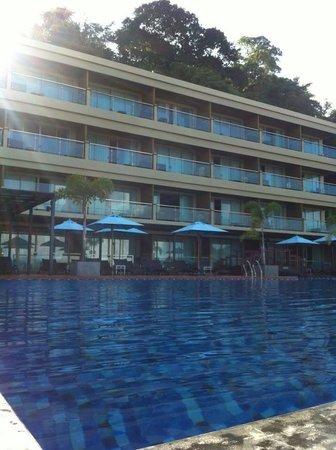 The Senses Resort & Pool Villas : Pool view