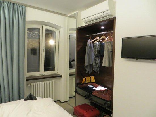 Stern am Rathaus: hotel's room