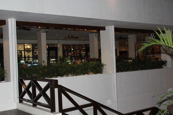 Sabah Hotel Sandakan : Lobby Area