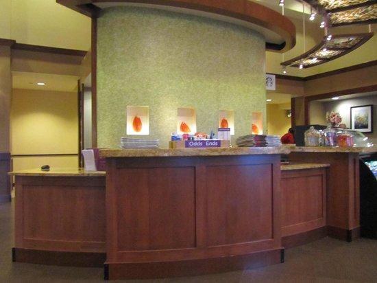 Hyatt Place Ontario / Rancho Cucamonga : Lobby1