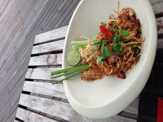 The Library : Phad Thai