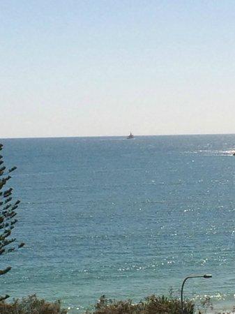 Landmark Resort: The view