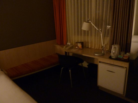 ibis Wellington: Quarto