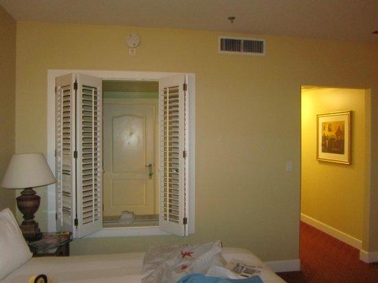 The Lodge at Sonoma Renaissance Resort & Spa: room 202