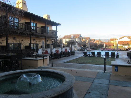 The Lodge at Sonoma Renaissance Resort & Spa: Property