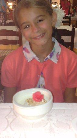 GF Isabel: Nice deserts!