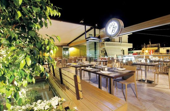 Platea restaurant: PLATEA