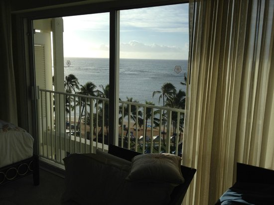 The Kahala Hotel & Resort: View from Connecting Room