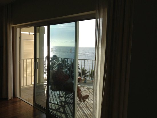 The Kahala Hotel & Resort: View from the Living Room