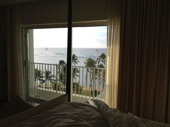 The Kahala Hotel & Resort: View from Master Bedroom
