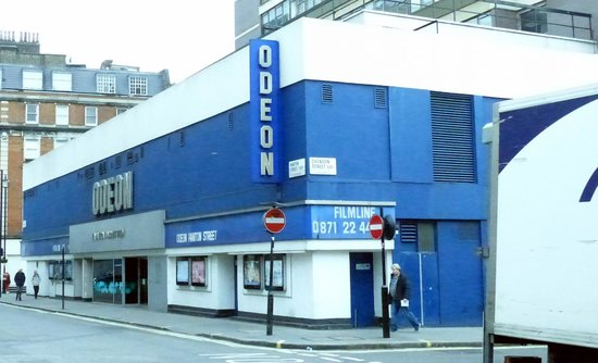 Odeon cinema west end londres 2018 ce qu 39 il faut for Piscine odeon