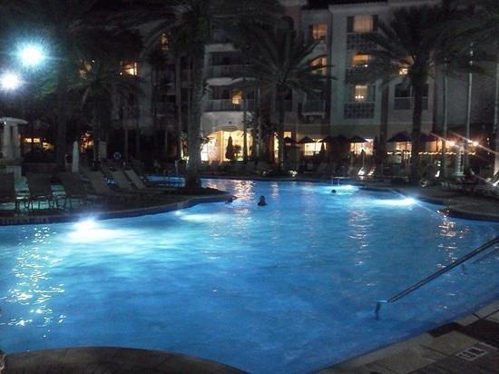 Marriott's Grande Vista : pools at Marriott grande vista
