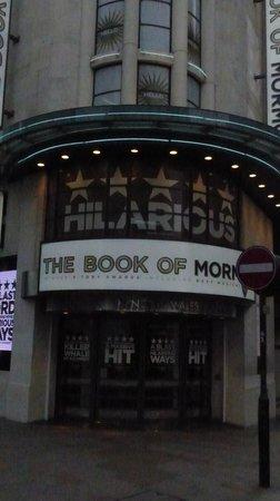 The Book of Mormon London : Book of Mormon