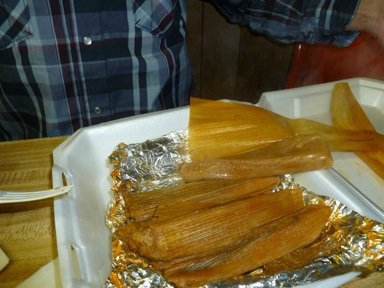 Big Apple Inn: Tamales