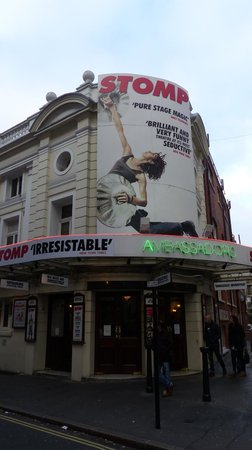 Stomp in London