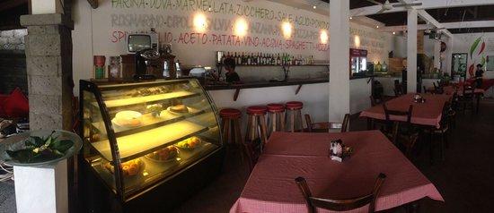 La Rustica Cucina Italiana : La Rustica very nice place
