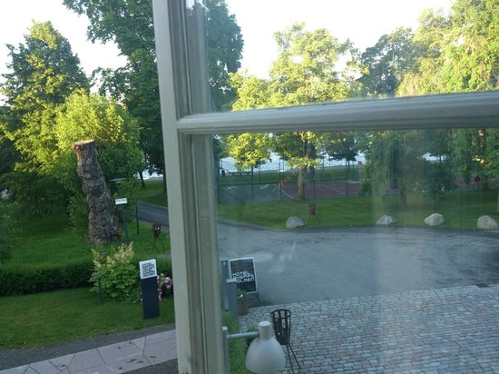 Hotel Skeppsholmen : From one of our windows